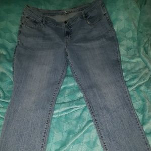 Jean's old navy sz 18